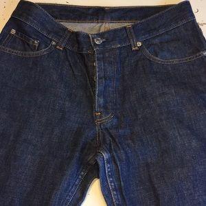 Helmut Lang jeans 32/32 raw style denim